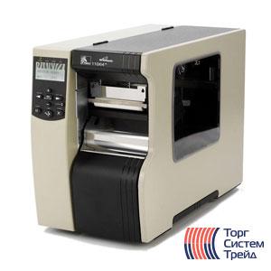 Принтер штрих-кода для печати этикеток Zebra 110Xi4