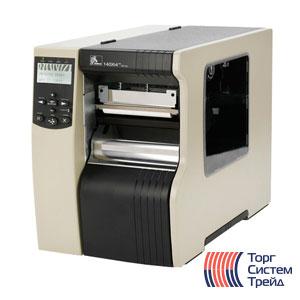 Принтер штрих-кода для печати этикеток Zebra 140Xi4
