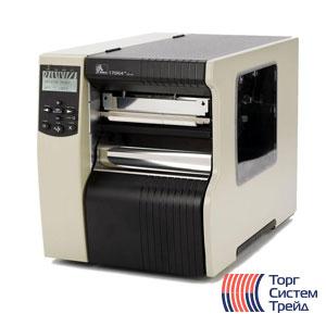 Принтер штрих-кода для печати этикеток Zebra 170Xi4