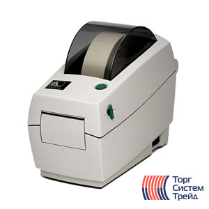 Принтер штрих-кода для печати этикеток Zebra LP2824 plus