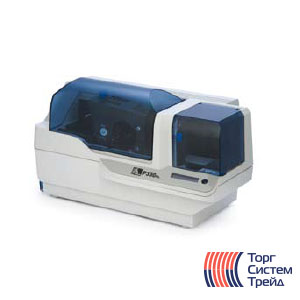 Принтер печати пластиковых карт Zebra P330m