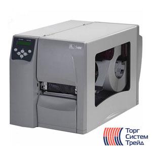 Принтер штрих-кода для печати этикеток Zebra S4M