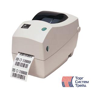 Принтер штрих-кода для печати этикеток Zebra TLP2824