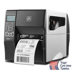 Принтер штрих-кода для печати этикеток Zebra ZT230