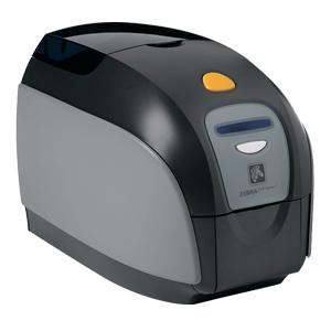 Принтер печати пластиковых карт Zebra ZXP Series 1